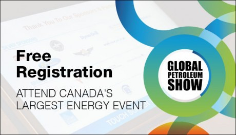 Registration now open for Global Petroleum Show 2016